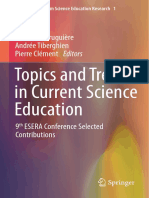 (Contributions From Science Education Research 1) Catherine Bruguière, Andrée Tiberghien, Pierre Clément (Auth.), Catherine Bruguière, Andrée Tiberghien, Pierre Clément (Eds.)-Topics and Trends in Cur