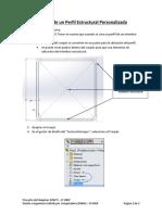 Creación de Un Perfil Estructural Personalizado_v1.1