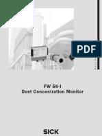 FW61-1 Opacity Meter