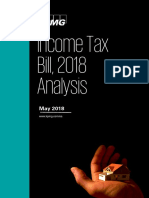 Income Tax Analysis - Final