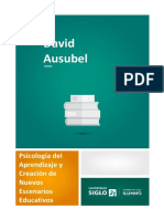 L3- David Ausubel