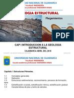 i Introducción a La Geología Estructural