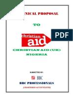 Christian Aids Technical Proposal - 17.02.15