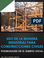 Construcción Con Madera Industrial