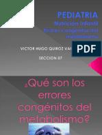 erroresinatosdelmetabolismo222-091104220347-phpapp01