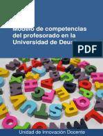 Modelo de competencias del profesorado en la Universidad de Deusto..pdf