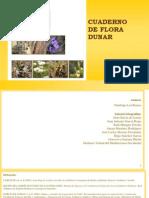 Cuaderno Flora Dunar