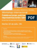 Programa Workshop - Celebraciones Patrias y Representaciones Identitarias(1)