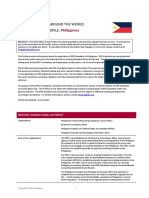 Philippines Ifrs Profile