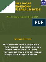 Informasi Mata Ajaran KD 2014-