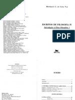 Henrique Cláudio de Lima Vaz Escritos de Filosofia IV - Introdução à Ética Filosófica 1.pdf