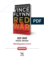 RED WAR special preview