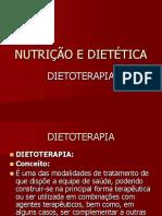Nutrição e Dietética Dietoterapia