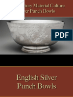 Drinking - Punch Bowls - Silver