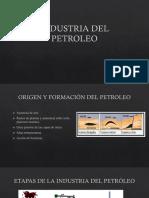 Industria Del Petroleo