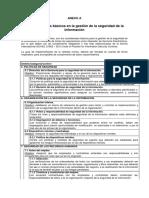 0002-Requerimientos Básicos en La Gestión de La Seguridad de La Información