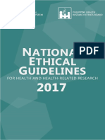 National Ethical Guidelines for Health and Health-Related Research 2017 (1)