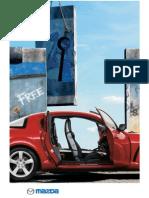 Mazda Rx-8 Presskit Francais