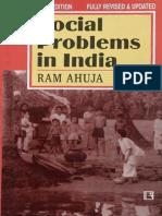 Ram Ahuja - Social problems in India.pdf