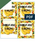 Parent Aide