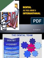 Dental Auxilaries International