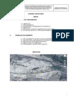 Informe de Topográfia SUPE2