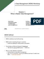 MDM Workshop 01-What Is MDM [לקריאה בלבד] [מצב תאימות]