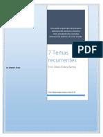 7 Temas Recurrentes de Economia Internacional