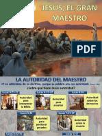 Jesus El Gran Maestro Bienaventuranzas 6 [Autoguardado]