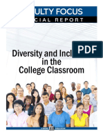 FF Special Report 2016 Diversity and Inclusion