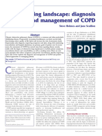 A Changing Landscape Diagnosis and Management of COPD