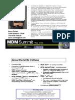MDM Workshop 09-Aaron Zornes [לקריאה בלבד] [מצב תאימות]