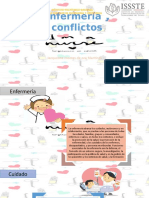 Enfermeria y los conflictos en el trabajo