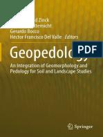 Geopedology, An Integration of Geomorphology and Pedology [J.a. Zinck Et Al., 2016] @Geo Pedia
