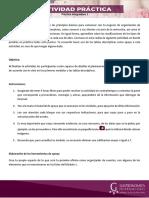 CONTRATO DE CELEBRACION y BANQUETES