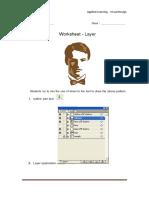 worksheet - layer
