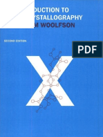 An Introduction to X-ray Crystallography, (2nd Edition) [Michael M. Woolfson].pdf
