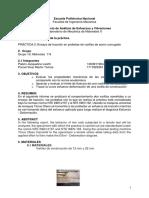 Informe 2 Mecanica de Materiales 2 Prócel Pabón