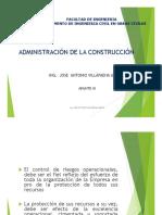 Administracion en La Construccion Apunte III