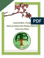 Informe parque natural cerro los pinos