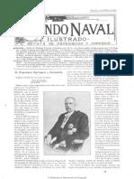 El Mundo Naval Ilustrado. 10-3-1901
