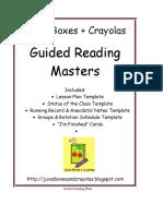 GuidedReadingMastersTemplatesforPlanningandDataCollection.doc