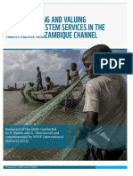 Understanding Valuing Marine Ecosystem Services Northern Mozambique Channel Wwf Cordio 2