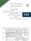 Analisis Comparativo de Las Reformas Educativas (1993, 2004, 2006 y 2009)