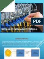 Sistemas de Energía Fotovoltaíca