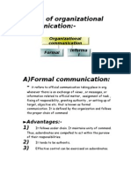 Formal & Informal 2