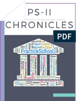 Ps II Chronicle II Sem