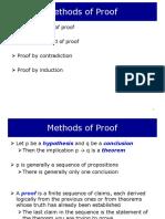Topic3- Methods of Proof