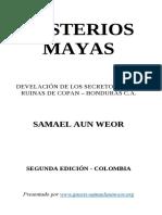 Mayas Misteries...