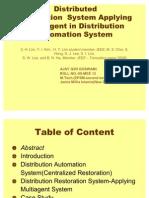 Presentation on Distribution Automation